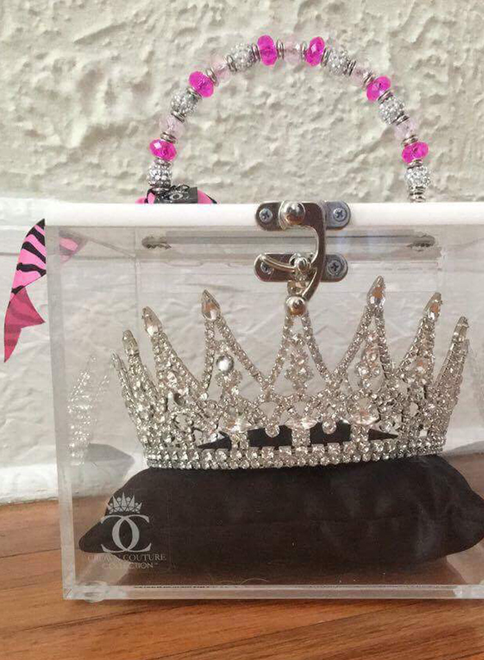 Little Miss United States Crown Couture